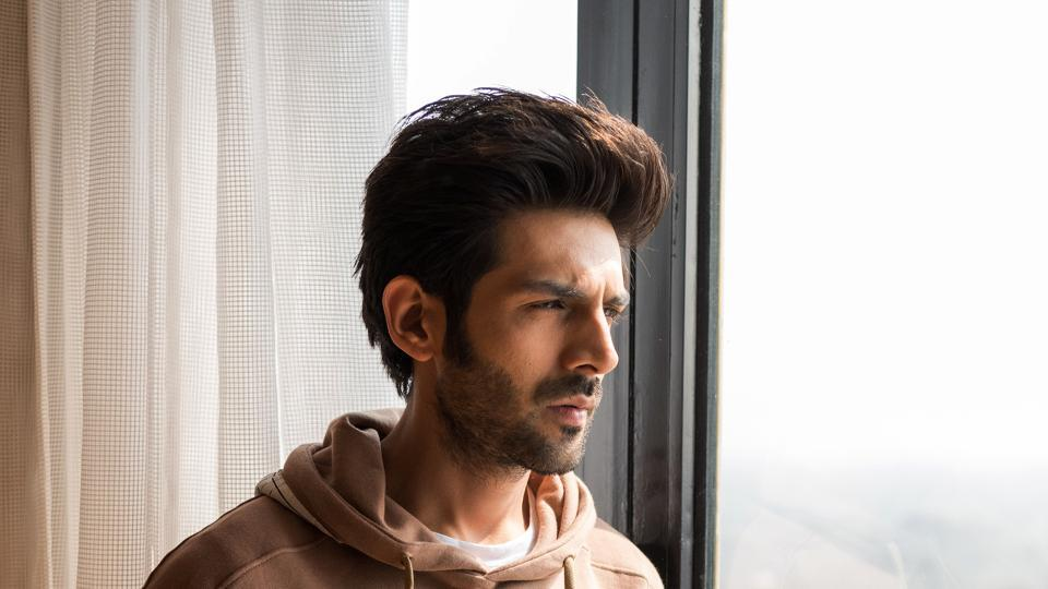 Actor Kartik Aaryan stars in Sonu Ke Titu Ki Sweety.