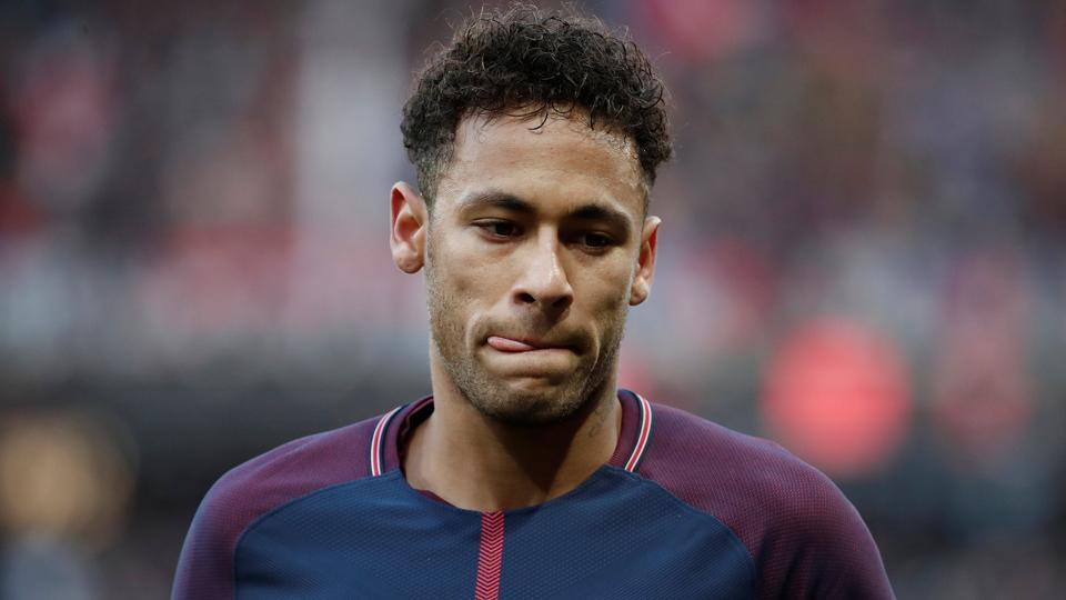 Neymar, who suffered an injury during PSG's Ligue 1 fixture, will miss the UEFAChampions League match against Real Madrid.