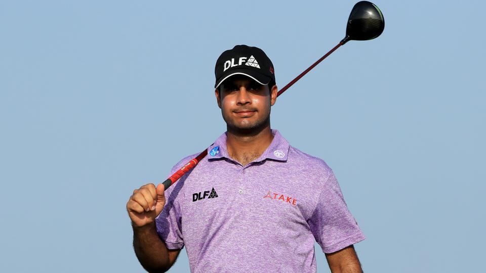 Indian Open golf,Hero Indian Open,Shubhankar Sharma