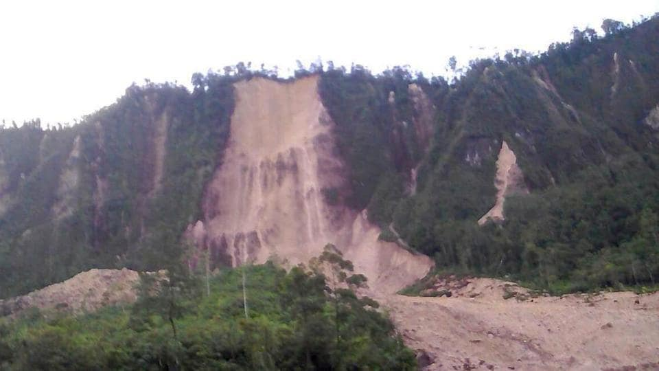 More than 30 believed dead in PNG quake