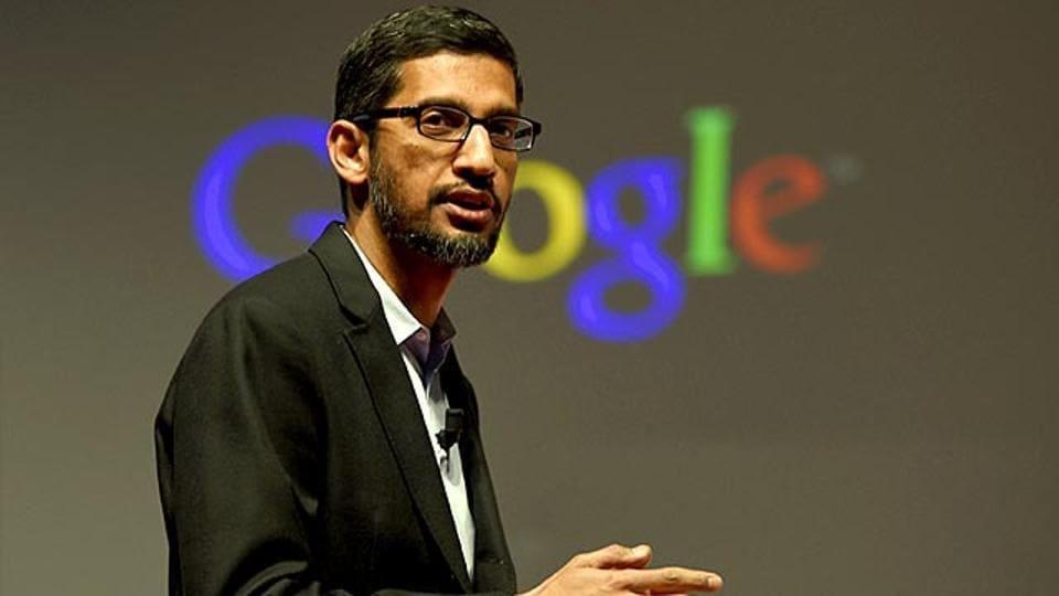 Sundar Pichai,Google CEO Sundar Pichai,Google Alphabet revenues