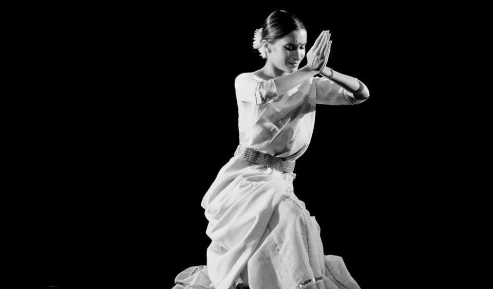 Kathak dancer Shivani Varma's performance, Champaran Se Bapu is an ode to Mahatma Gandhi.