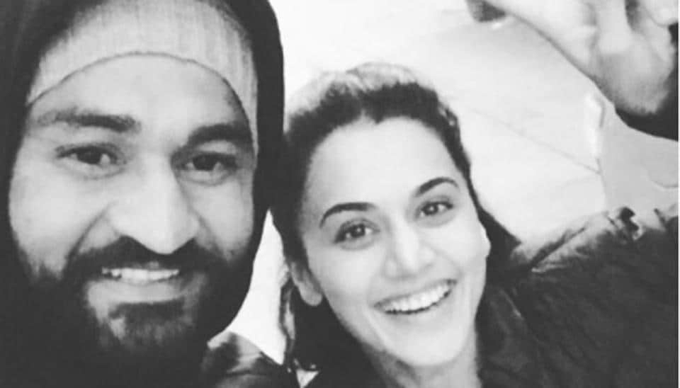 Taapsee Pannu is cast in the upcoming biopic of former Indian hockey team captain, Sandeep Singh.