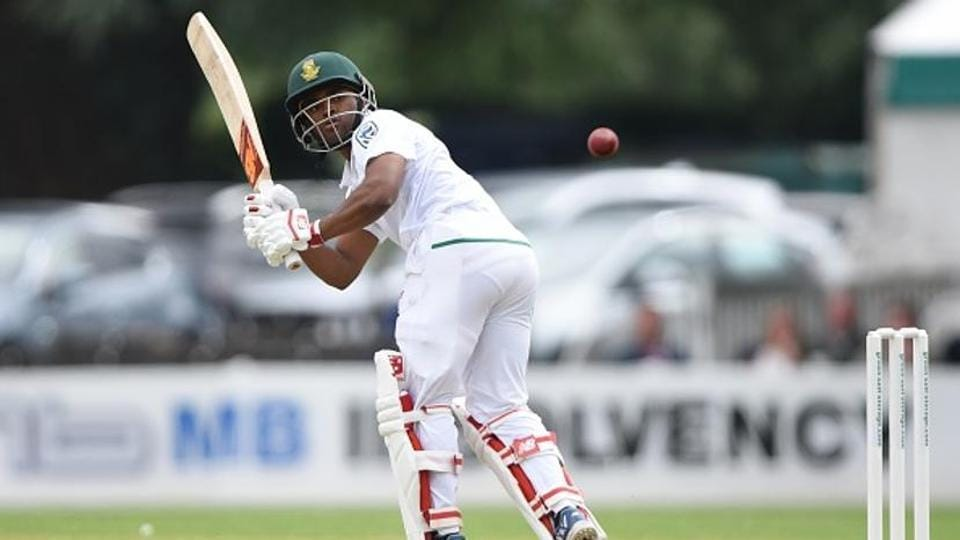 SouthAfrica's Temba Bavuma has been ruled out of the first Test against Australia due to a finger injury.