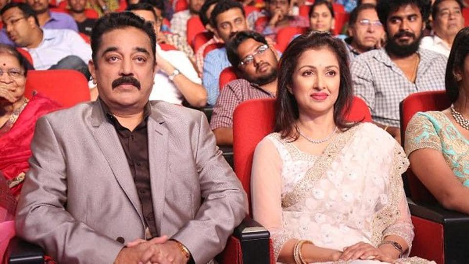 Kamal Haasan,Gautami,Kamal Haasan Gautami controversy