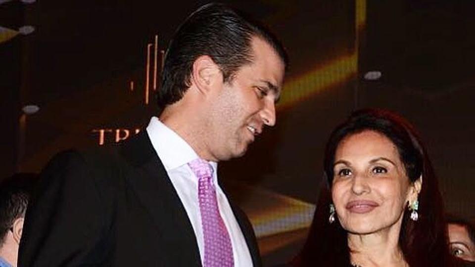 Malavika's Mumbaistan,Donald Trump Jr,Anant Goenka