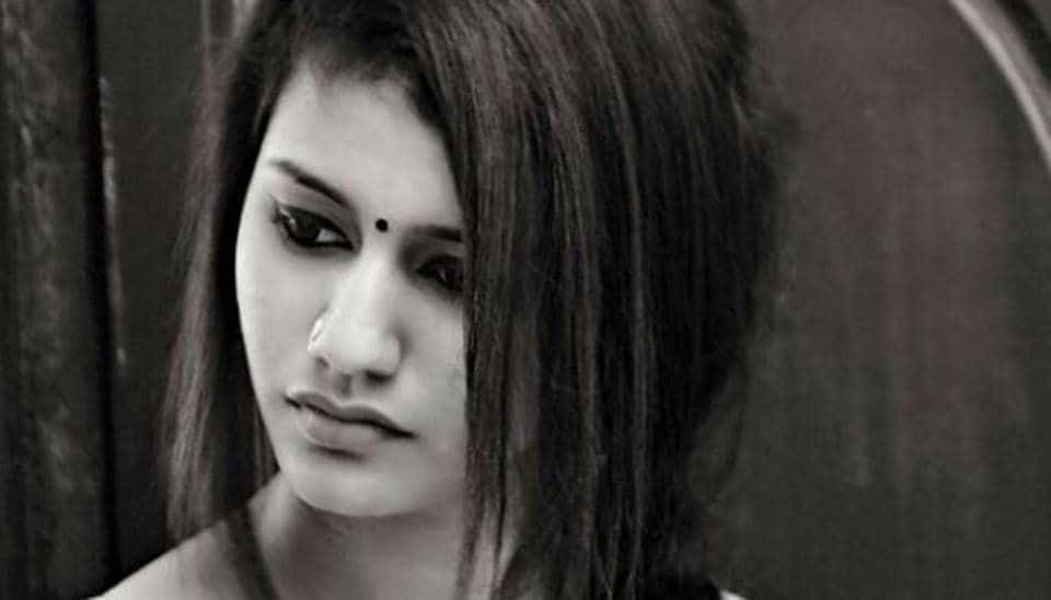 Sridevi,Sridevi death,Priya Prakash Varrier