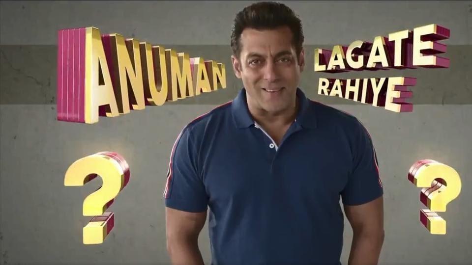 Salman Khan,Dus Ka Dum,10 Ka Dum