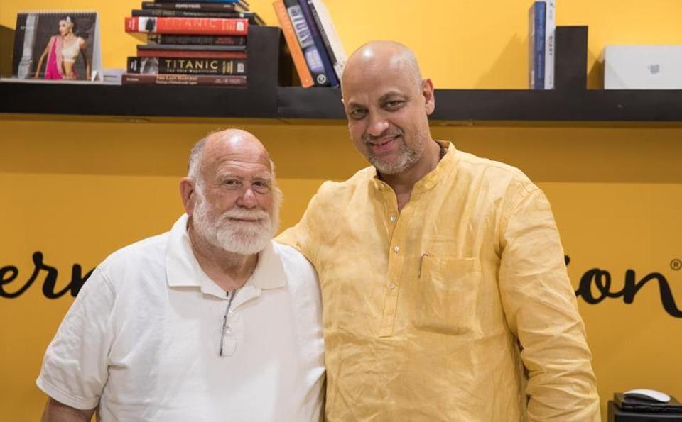 US,Sanyasi,Kashi filmmaker