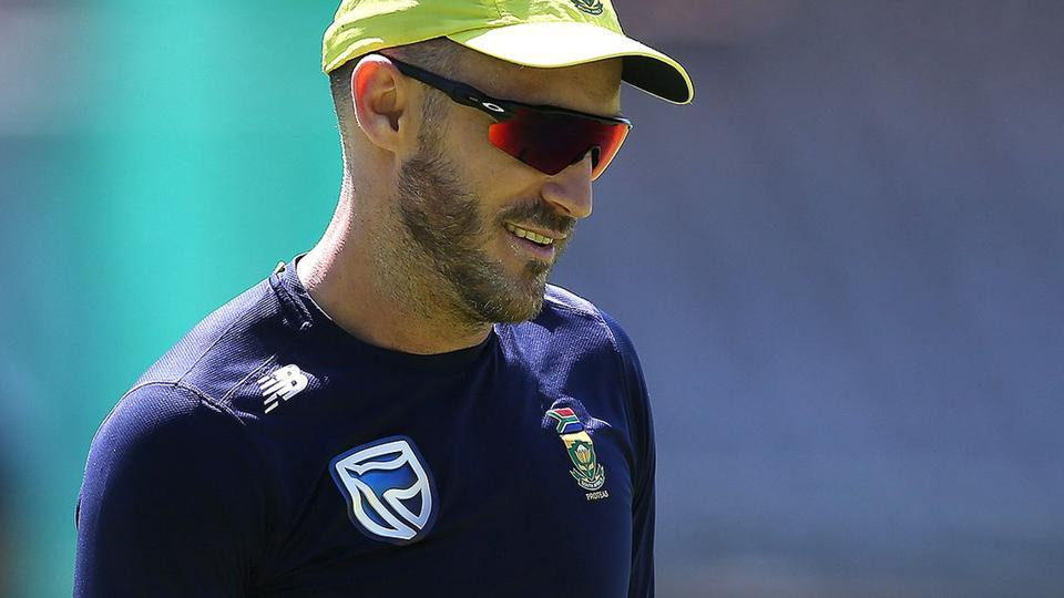 South Africa vs Australia,Faf du Plessis,South Africa Cricket Team