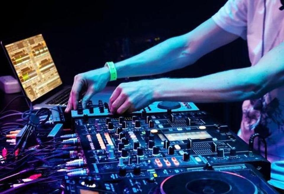 Uttar Pradesh,Illegal DJ,Public places