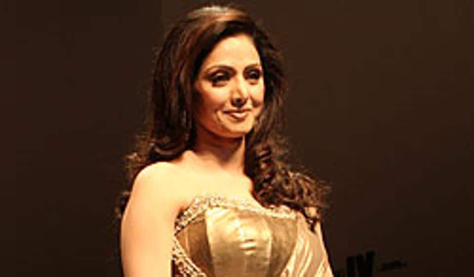 Sridevi died on Saturday in Dubai.