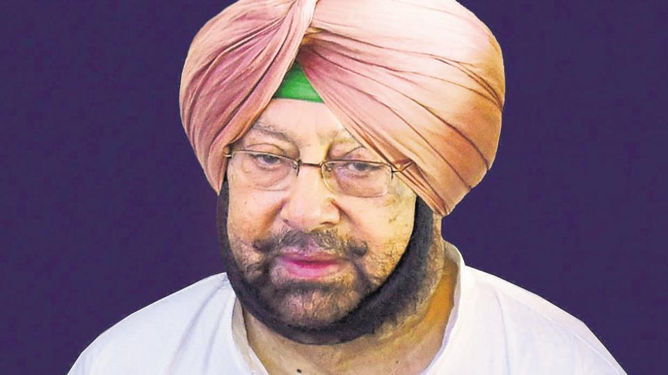 goonda tax,illegal mining,Amarinder Singh
