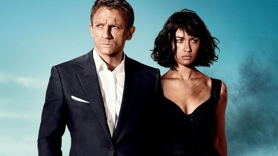 Quantum of Solace,Daniel Craig,James Bond