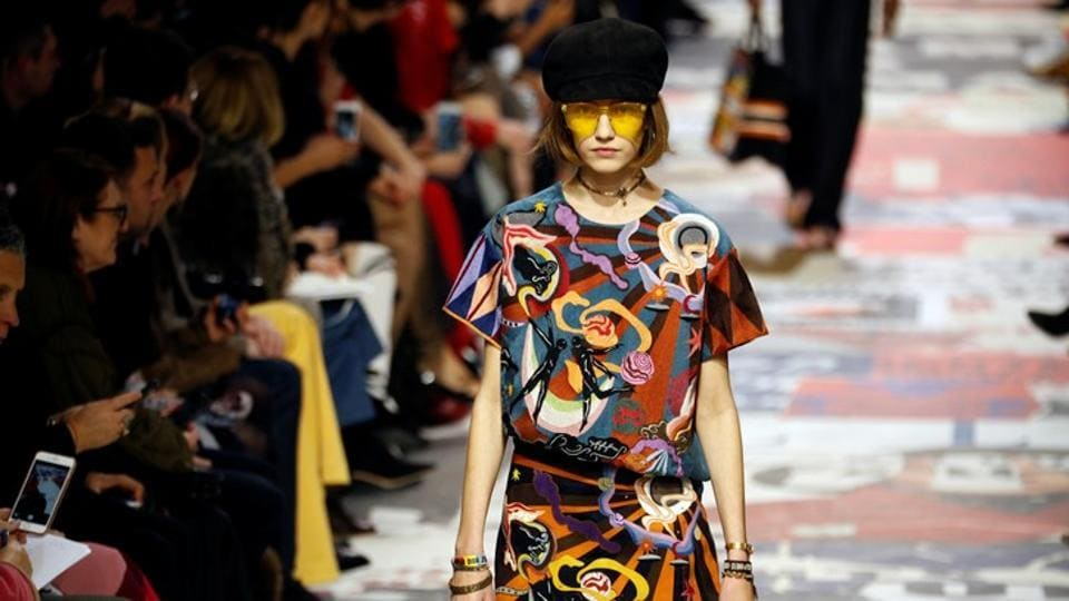 #MeToo,Female empowerment,Paris fashion week