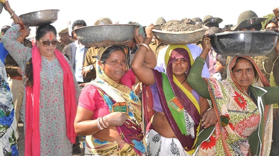 Rajasthan news,Drones,Mukhya Mantri Jal Swavlamban Abhiyan