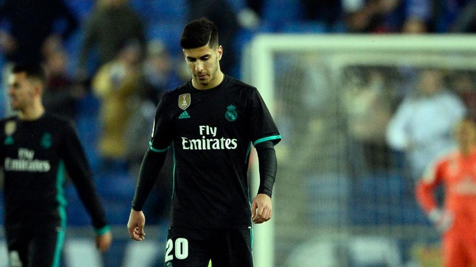 3d5379cfe Real Madrid lose to Espanyol