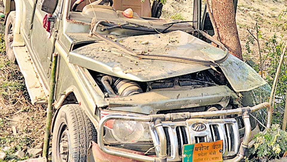 Bihar hit and run,Manoj Baitha,BJP leader