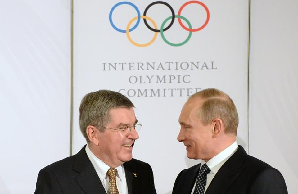 International Olympic Committee,Russian Olympic Committee,Alexander Zhukov