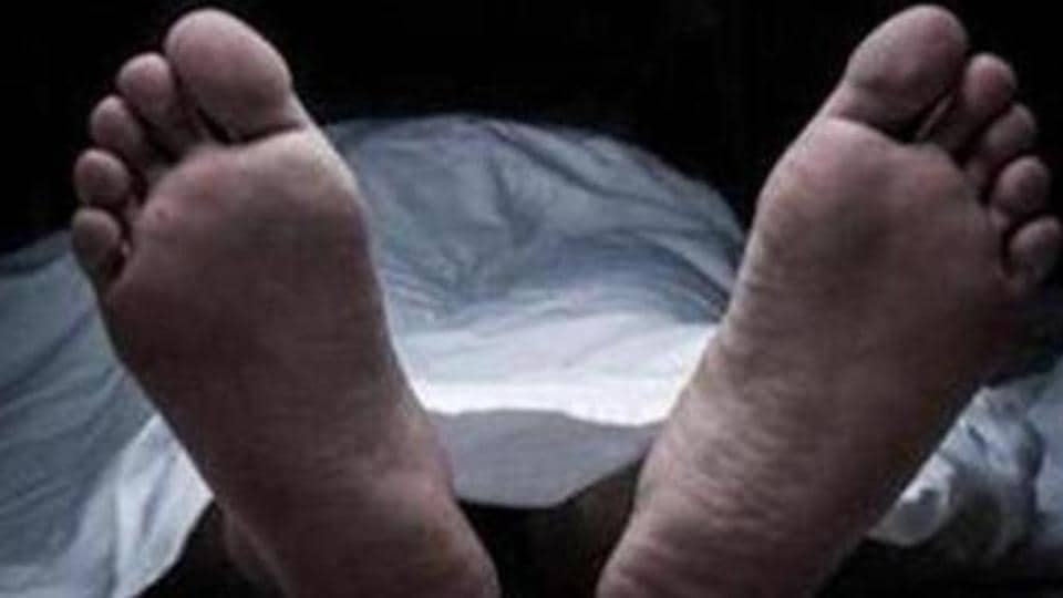 A 25-year-old man was killed in a crossfire in Meerut's Patel Nagar area on Tuesday night.