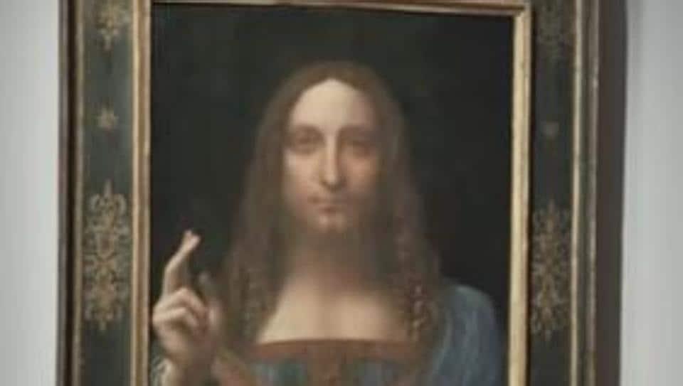 Leonardo da Vinci,Salvator Mundi,Art prices