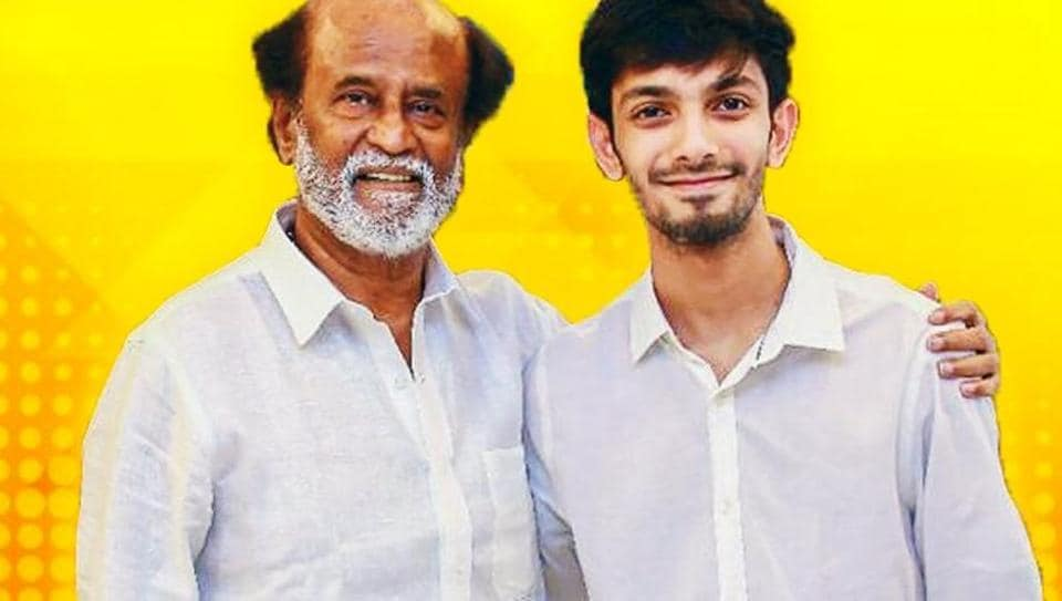 Anirudh bags Rajinikanth's movie