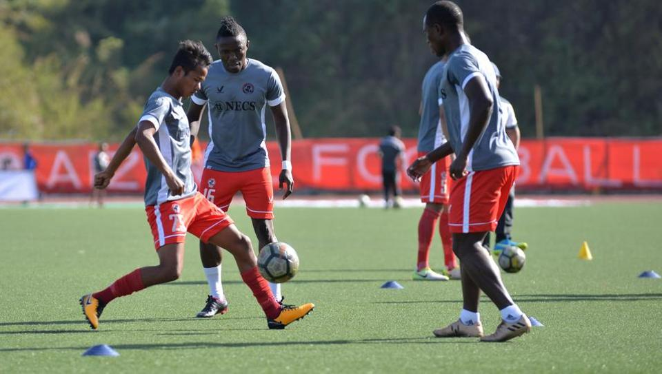 Aizawl FC take on Gokulam Kerala FC in their final match of the ongoing I-League on Friday.