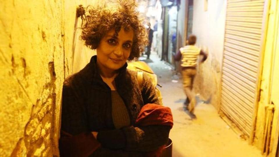 Arundhati Roy,The Ministry of Utmost Happiness,The God of Small Things
