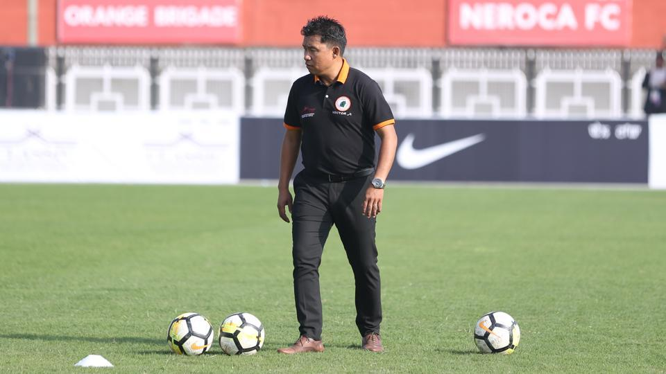 Gift Raikhan has led NEROCA FC to an unprecedented title challenge during the ongoing I-League season.