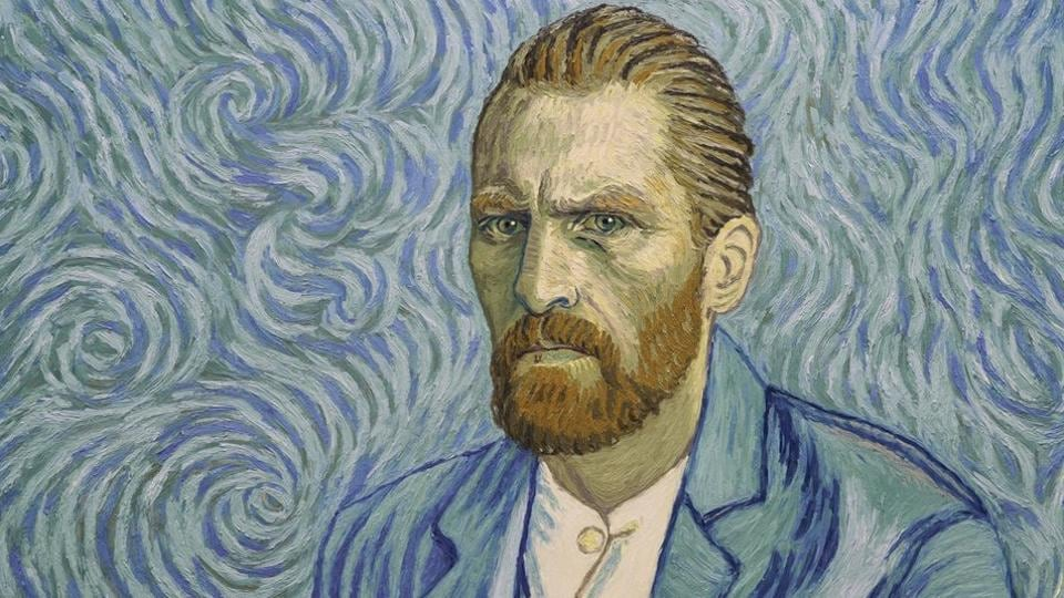 Oscars 2018,Loving Vincent,Oscars 2018 Loving Vincent