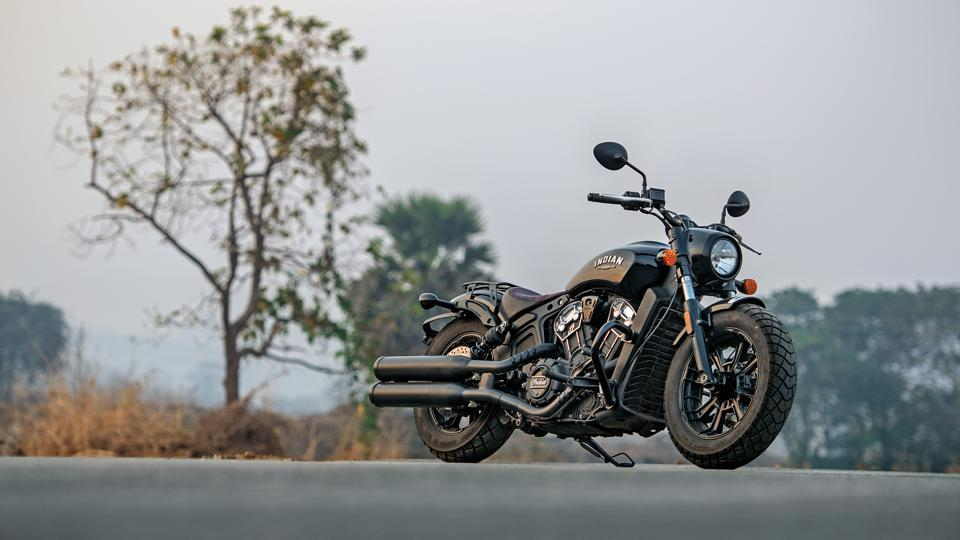 The Indian Scout Bobber has the presence and the appeal, but most of all, it looks expensive.