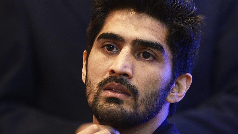 Indian boxer Vijender Singh feels trials are always good to assess who is in best shape immediately before an event.