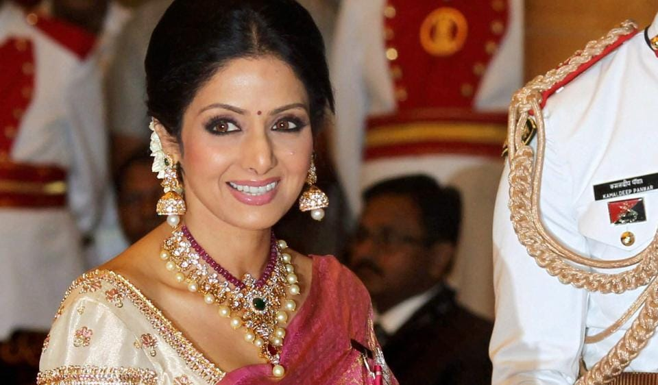 Late Bollywood actor Sridevi, who used to paint in her free time, was reportedly set to auction a painting of Sonam Kapoor in Dubai.