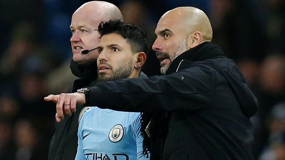 Pep Guardiola believes that Sergio Aguero will play a major role for Manchester City in their Premier League match against Arsenal on Thursday.