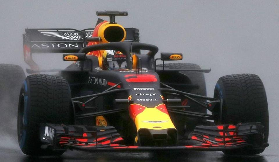 Red Bull Shows Its True Colours... And Ricciardo Goes Fastest