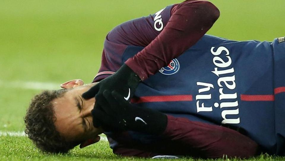 Paris Saint-Germain said Brazilian superstar Neymar, the world's most expensive footballer, will undergo surgery on his foot and ankle injury in Brazil at the end of the week.