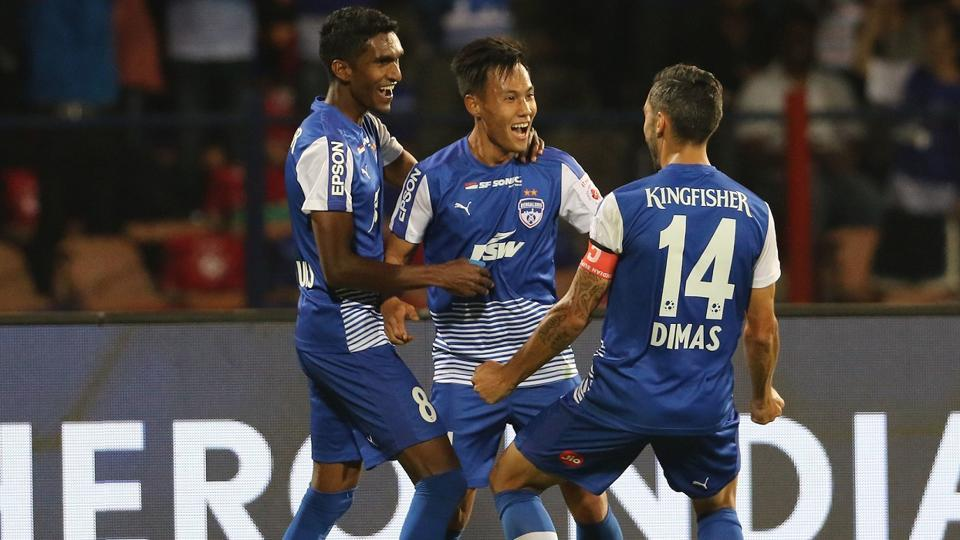 Bengaluru FC beat Kerala Blasters FC 2-0 in an Indian Super League (ISL) match on Thursday.