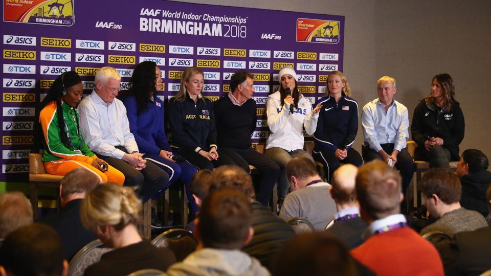 Laura Muir's six-hour, 300-mile taxi ride to the World Championships