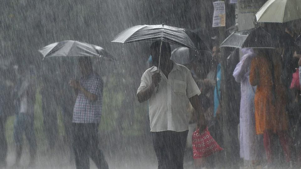 The dip in rains, as per the study, is due to the combined effect of the decrease in low pressure activity in the Bay of Bengal by 60% and a 10% increase in northern states over land.