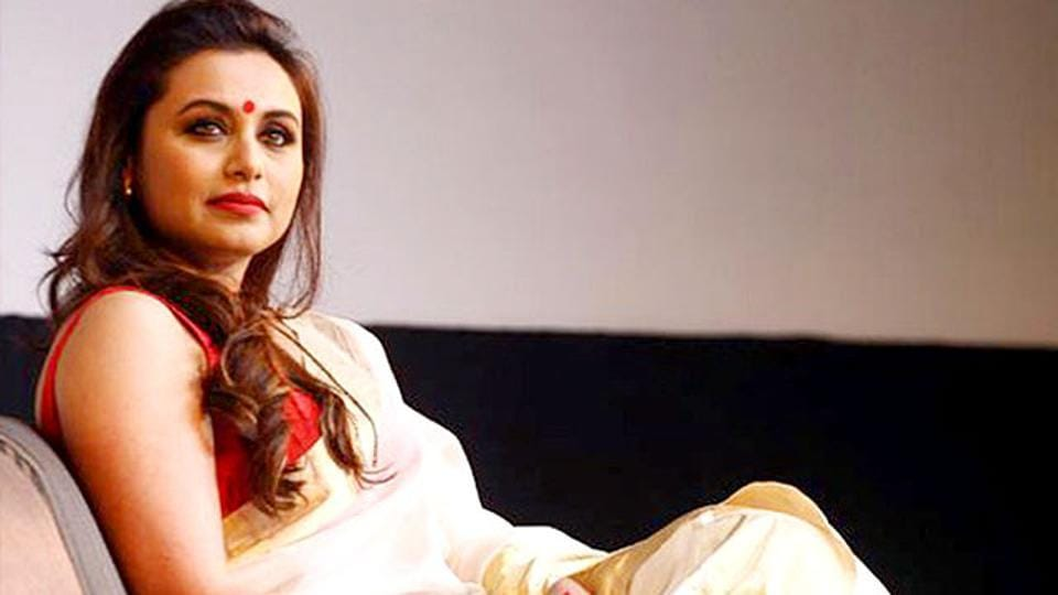 Rani Mukerji will soon be seen in home production, Hichki.
