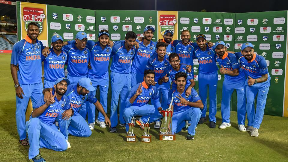 Virat Kohli's Indian cricket team enjoyed a successful tour of South Africa, winning the ODI series 5-1 and the Twenty20 Internationals 2-1 after losing the Tests 1-2.