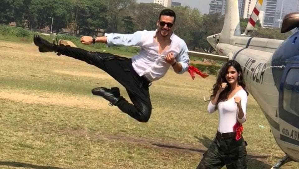 Baaghi 2 will be released on March 30.