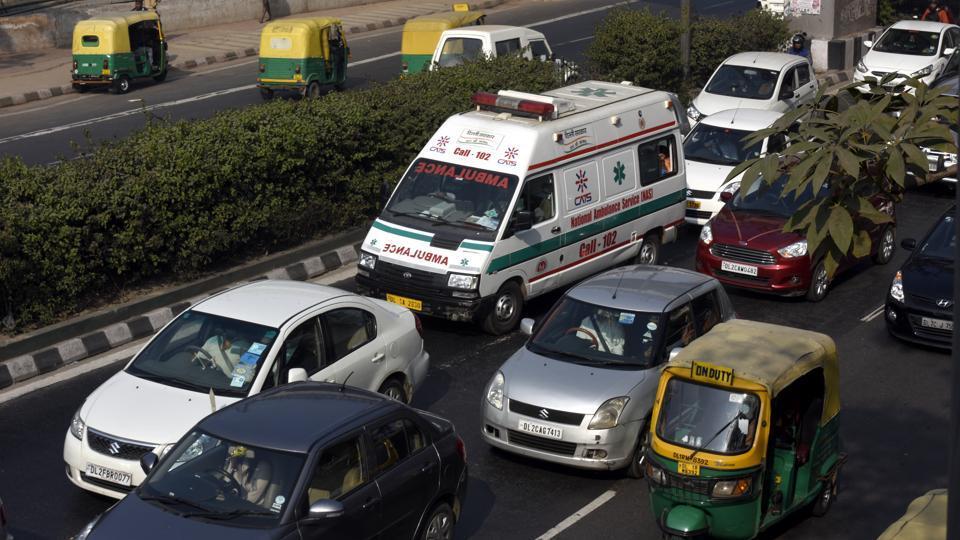 CATS,Delhi ambulance,Delhi government