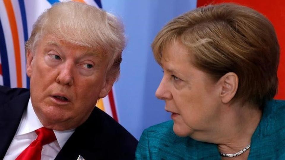 Donald Trump,Angela Merkel,Vladimir Putin