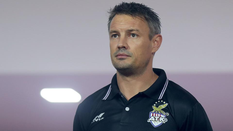 Ashley Westwood has resigned from his position as interim head coach of Indian Super League club ATK.