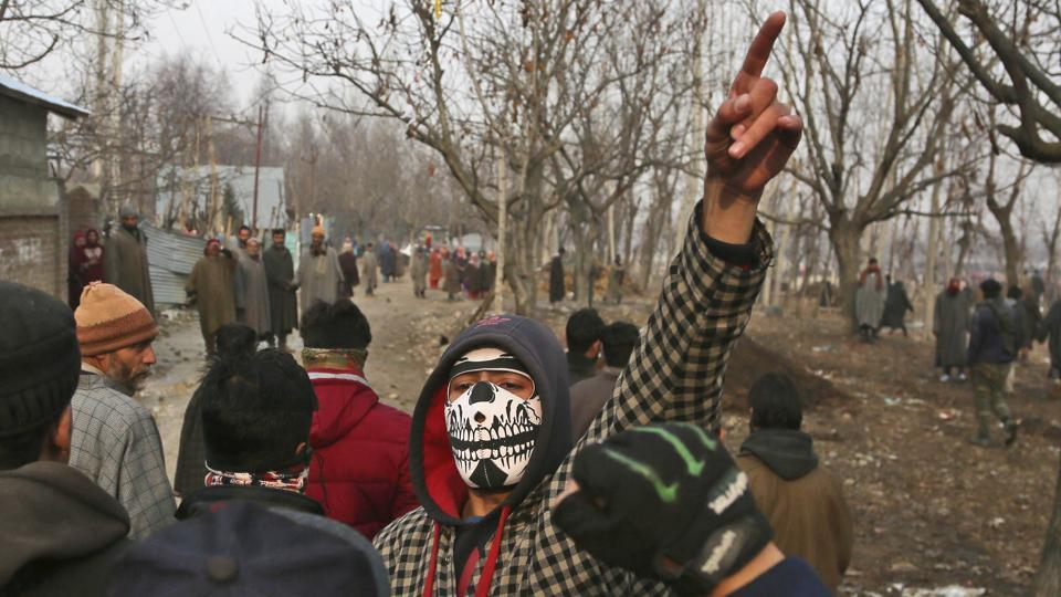 Another youth shuns violence in Kashmir