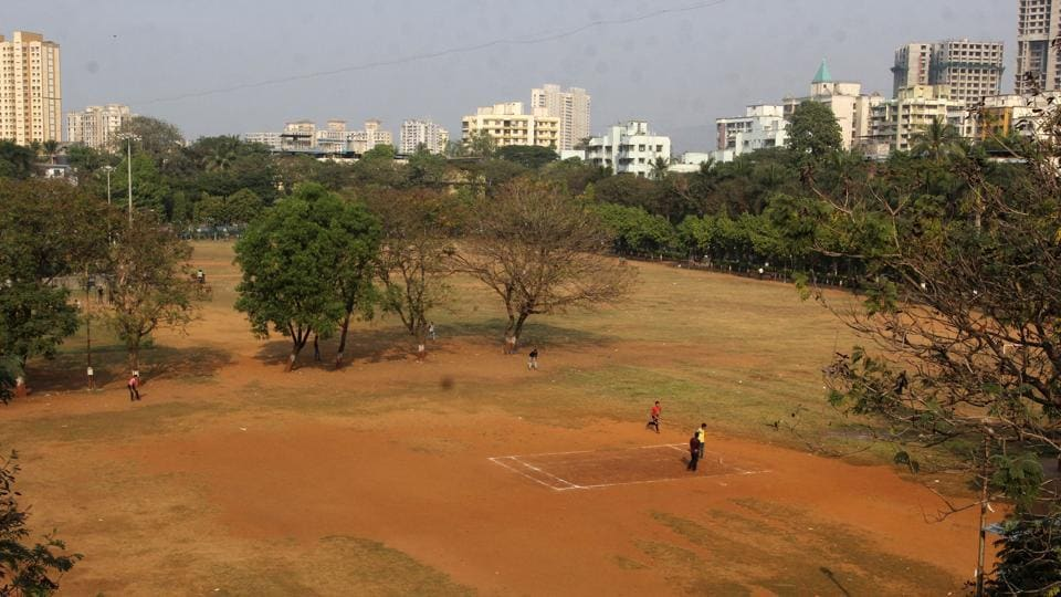 Veer Sambhaji ground in Mulund (East) is a prominent open space in Mumbai.