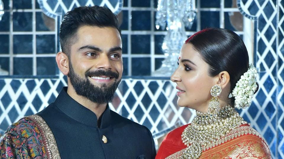 Virat Kohli and Anushka Sharma were married last year in a private function in Tuscany before the Indian skipper left for the South Africa series.