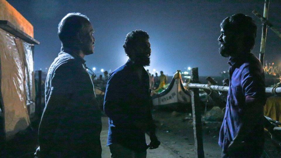 Dhanush and Vetrimaaran's Vada Chennai shoot was wrapped recently.