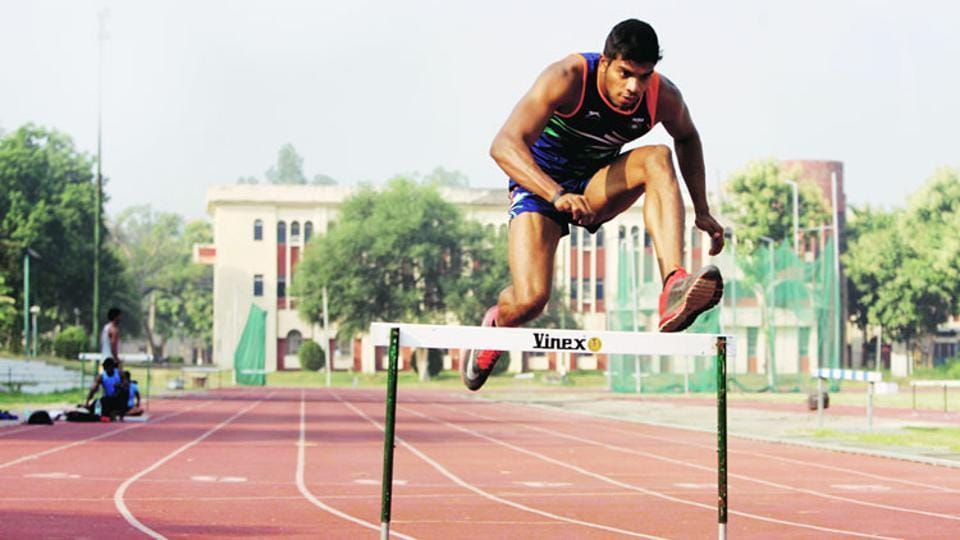 Siddhanth Thingalaya is the sole representative from India at the IAAFWorld Indoor Championships.